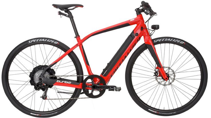 自転車の 自転車 国産 クロスバイク : Specialized Turbo E-Bike