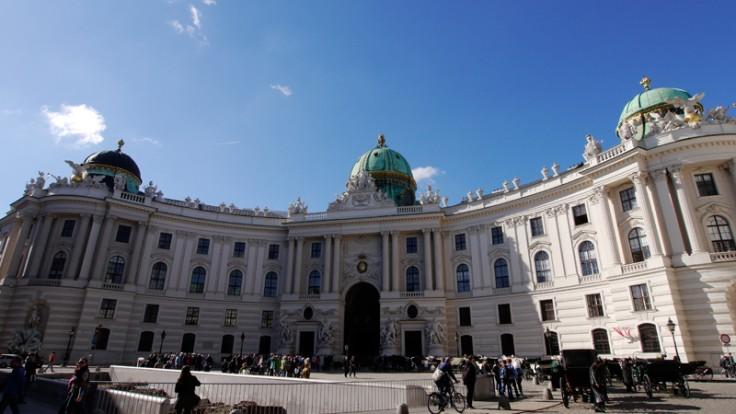 ホーフブルク宮殿 ウィーン